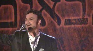 Erev Shel Shosanim - David D´or en México
