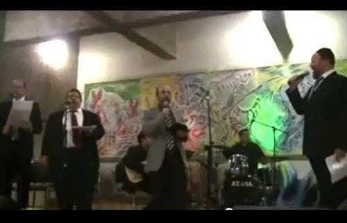 Adon Olam Asher Malaj, ¡todos a bailar!