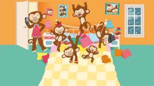 Five Monkeys Final Art