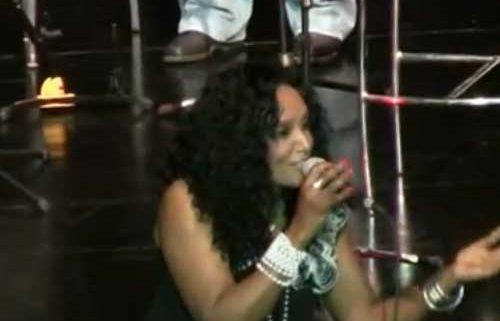 Aleluya, gran concierto Meskie Shibru, judía etiope para Keren Hayesod México