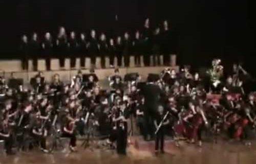 Orquesta Kol Shalom de la Comunidad Judía de México