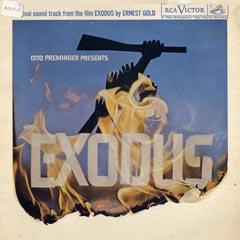Exodus, Original Soundtrack