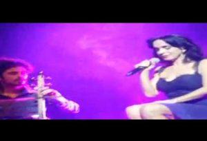 Rita en concierto