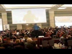 """Orquesta """"Kol Shalom"""" de la Comunidad Judía de México"""