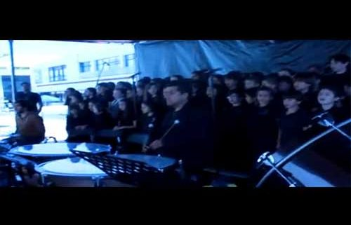 Bohemian Rhapsody de Queen en el CDI Aviv, con el Coro de Kol Shalom