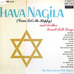 Hava Nagila and other Israeli Folk Songs