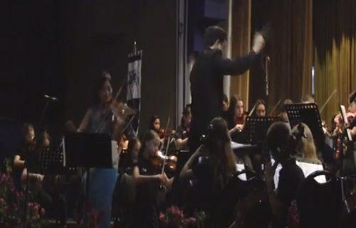 El Violinista en el Tejado, con la violinista coreana Chee Yun y la Orquesta Esperanza Azteca Kol Shalom