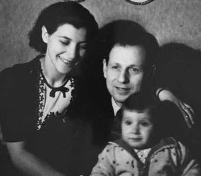 Mein Yiddishe Mame(sung in yiddish) Regine Zylberberg