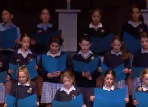 Zog Nit Keynmol - Jewish Youth Choir