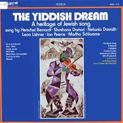 The Yiddish Dream