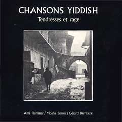 Chansons In Yiddish