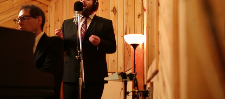 Tapping into the 'Golden Age' of cantorial music for the 21st century