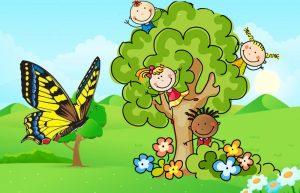landscape-butterfly