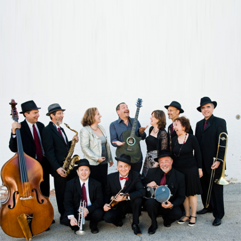 Rabbi Joe Black & Maxwell Street Klezmer Band