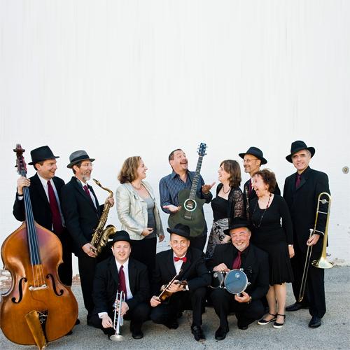 Rabbi Joe Black & Maxwell Street Klezmer Band