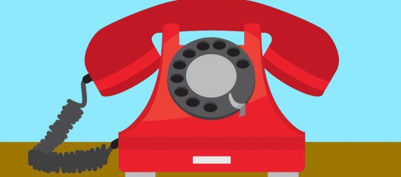 """Telefon (El Teléfono), canción basada en """"El Teléfono"""", de Cri Cri"""