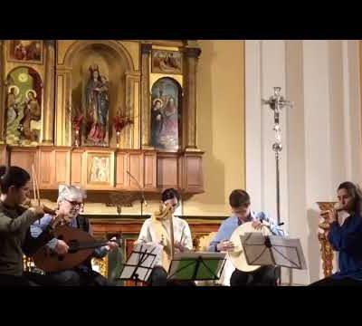 Kuando el Rey Nimrod – Entrebescant Ensemble