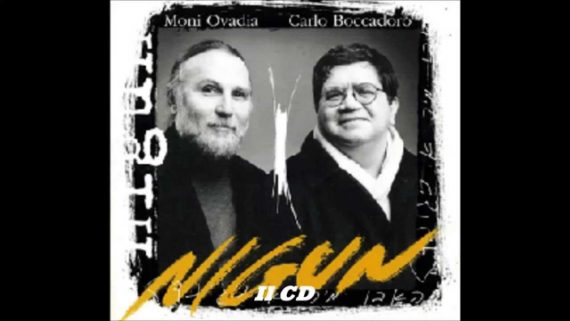Oyfn Pripetchik – Moni Ovadia & Carlo Boccadoro