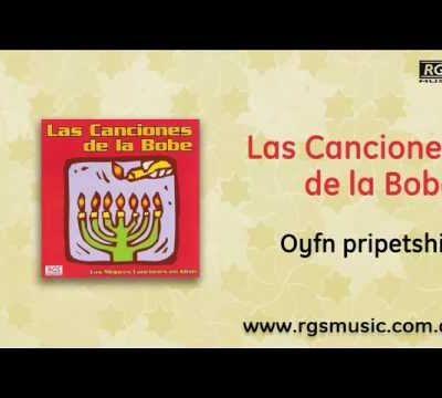 Oyfn Pripetchik – The Bobe's Songs