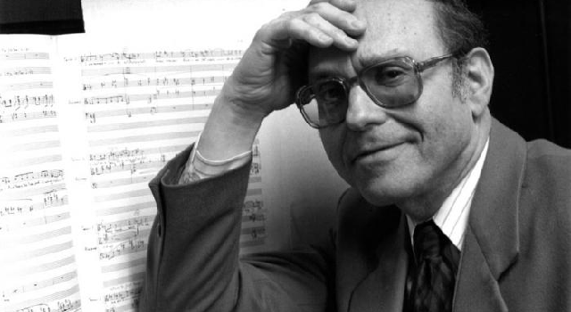 Samuel Adler: Building Bridges with Music –Concert & Discussion – Wed., January 23rd at 7 PM