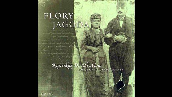Flory Jagoda – Adio Kerida