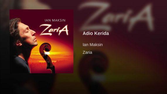 Ian Maksin – Adio Kerida