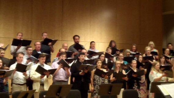 Kodaly Choir – Adio Kerida