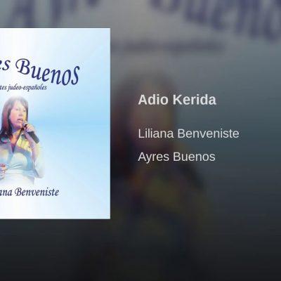 Liliana Benveniste – Adio Kerida