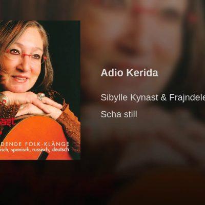 Sibylle Kynast & Frajndelech – Adio Kerida