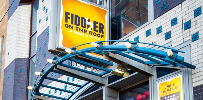 Watch Highlights From Yiddish Fiddler On the Roof Off-Broadway