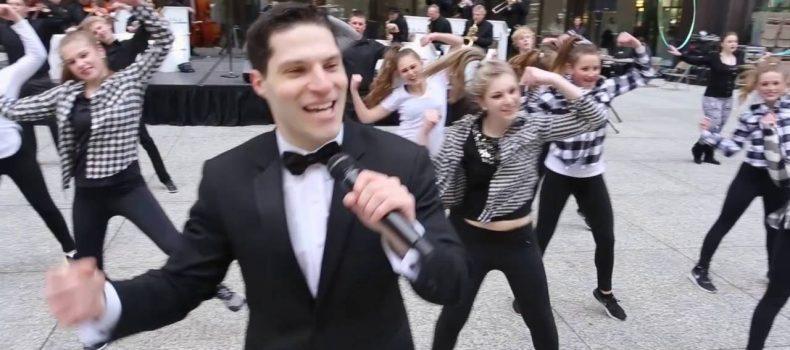 Passover Songs Mashup – Dance Spectacular! – Elliot Dvorin | Key Tov Orchestra – שירי פסח