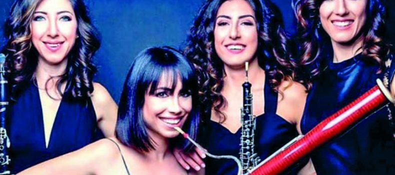 Silva Quartet to perform in Ashkenazi Synagogue
