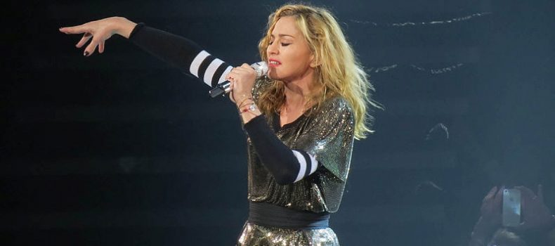 Madonna pushes back against BDS pressure to boycott Eurovision