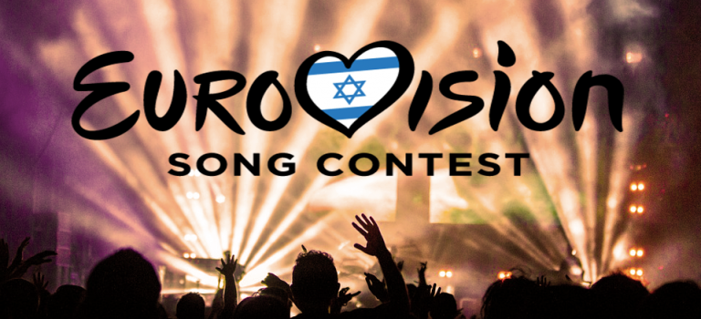 Eurovision Song Contest in Tel Aviv, Israel. May 14-18, 2019