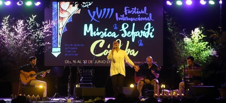More than 3,000 people attend the International Festival of Sephardic Music in Cordoba