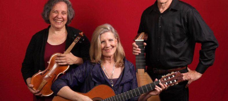 Trio Sefardi. Sharing The Sephardic Music Tradition