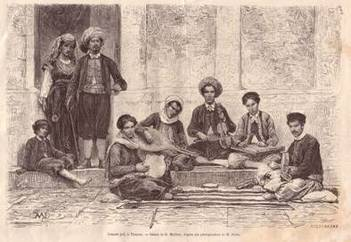 Form and Structure of Sephardic Music