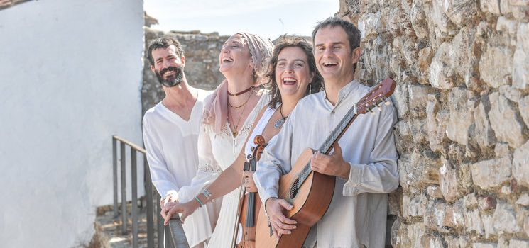Liona and Serena strings: 'Sefarad, Sephardic music in ancient Spain'
