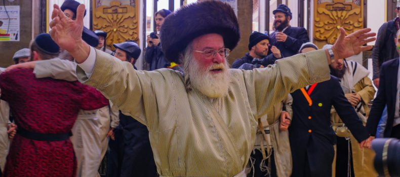 The Nigun. A mystical musical prayer introduced by Hasidic Judaism