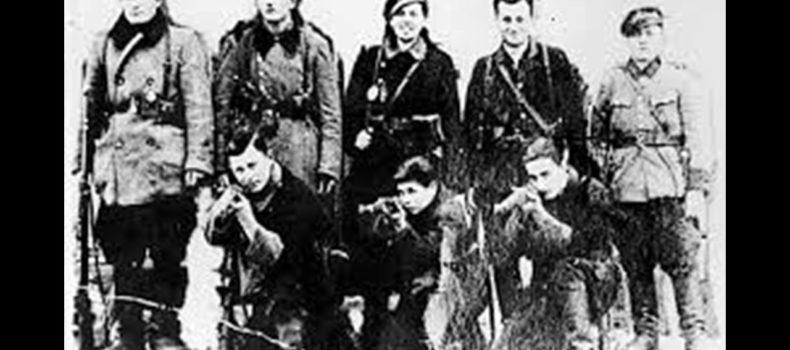 """Chana Roth – """"Shtil Di Nakht' (Partisan's song in Yiddish)"""
