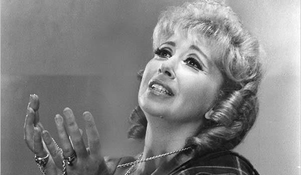"May 25, 1920: The famous opera singer Beverly Sills (Belle Miriam Silverman) ""Bubbles"" was born"