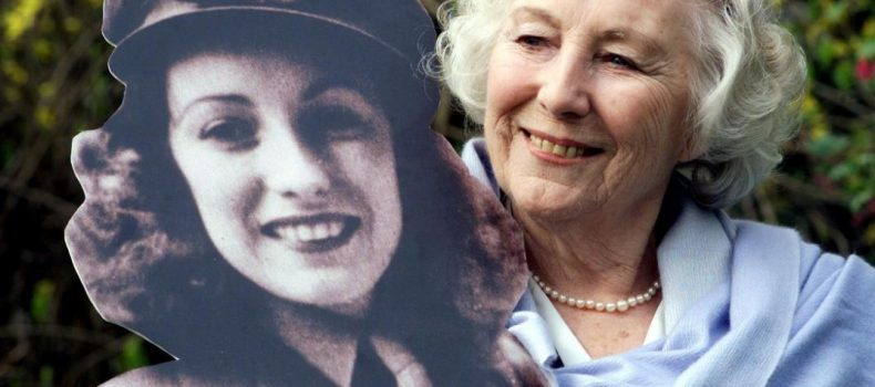 Vera Lynn, the voice of resistance against the Nazis, dies