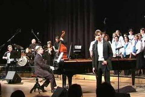 Avreiml der Marvikher, performed by Florian Pollak, Roman Grinberg and the Vienna JazzKlez Band