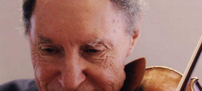 The violinist Erich Gruenberg has died