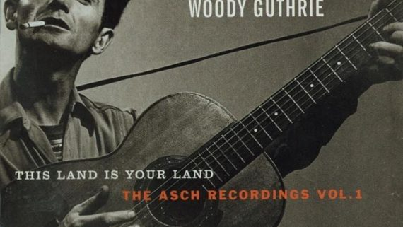 """Jarama Valley"", by Woody Guthrie"