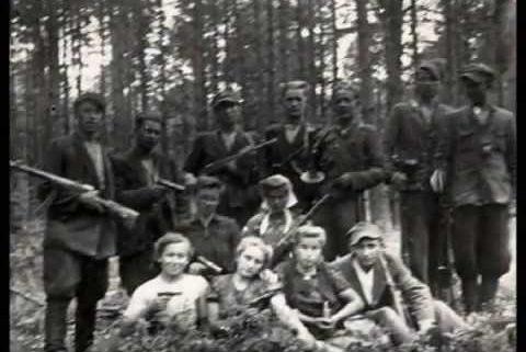 """""""Shtil di Nakht"""", Yiddish Song of Jewish Partisans"""